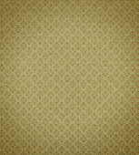 Antique wallpaper with gold leaf background texture