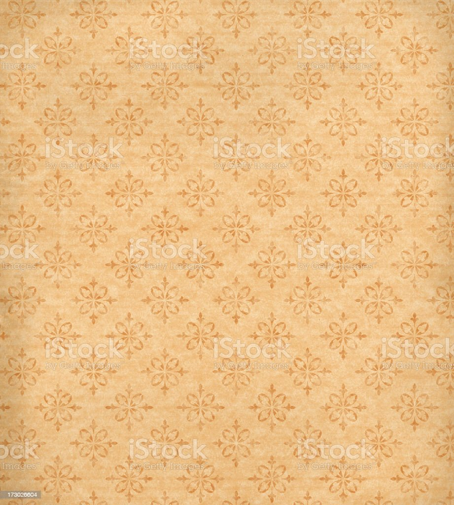 antique wallpaper with pattern background texture royalty-free stock photo