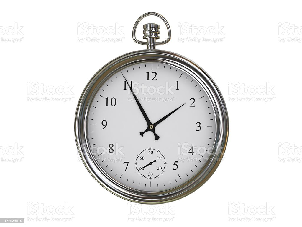 Antique Watch royalty-free stock photo