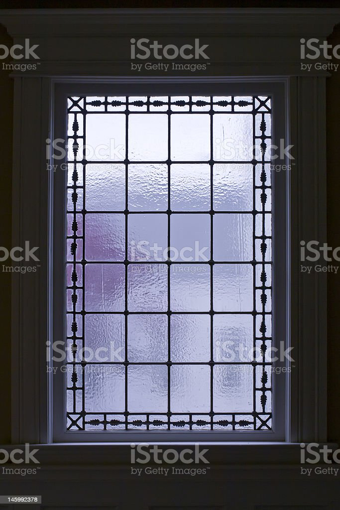 Antique Window royalty-free stock photo