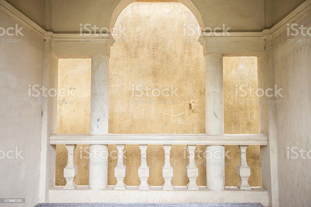 Antique Window royalty-free stock photo