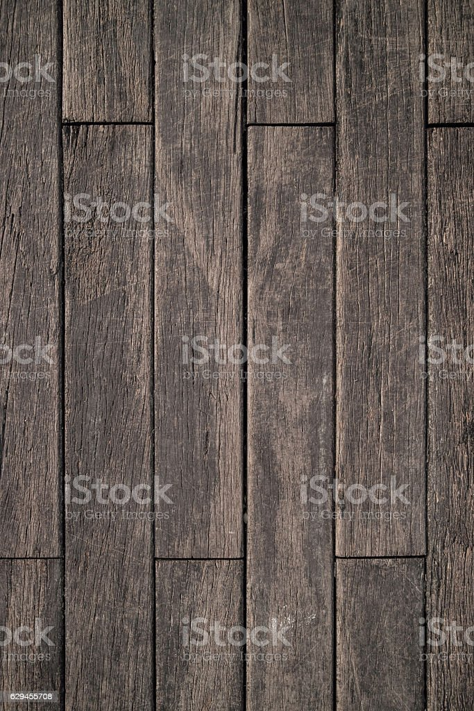 Antique wood panels used wall backgrounds stock photo