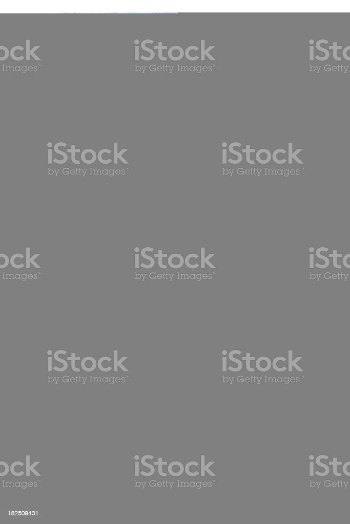 Antique Worn Boxing Gloves royalty-free stock photo
