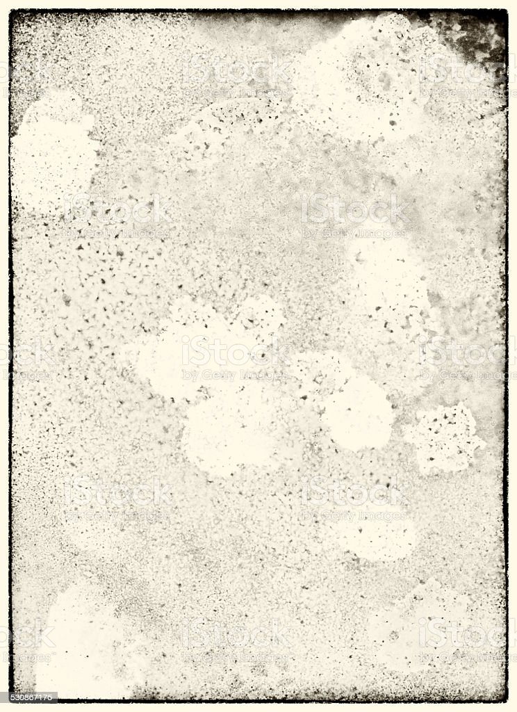 antiqued textured spatter background stock photo