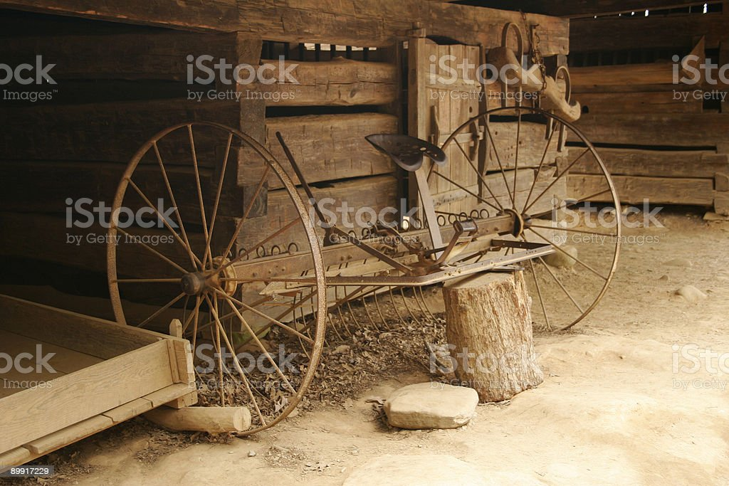 Antiques 2 royalty-free stock photo