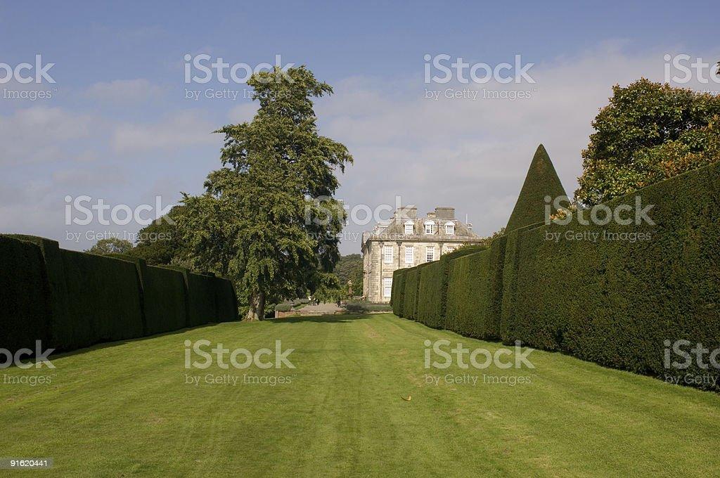 Antony House royalty-free stock photo
