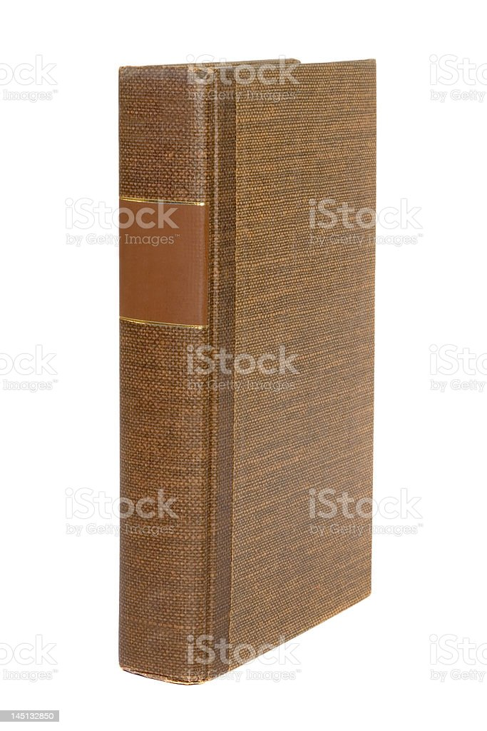 Antqiue Books royalty-free stock photo