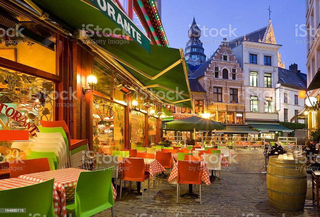 Antwerp, Belgium royalty-free stock photo