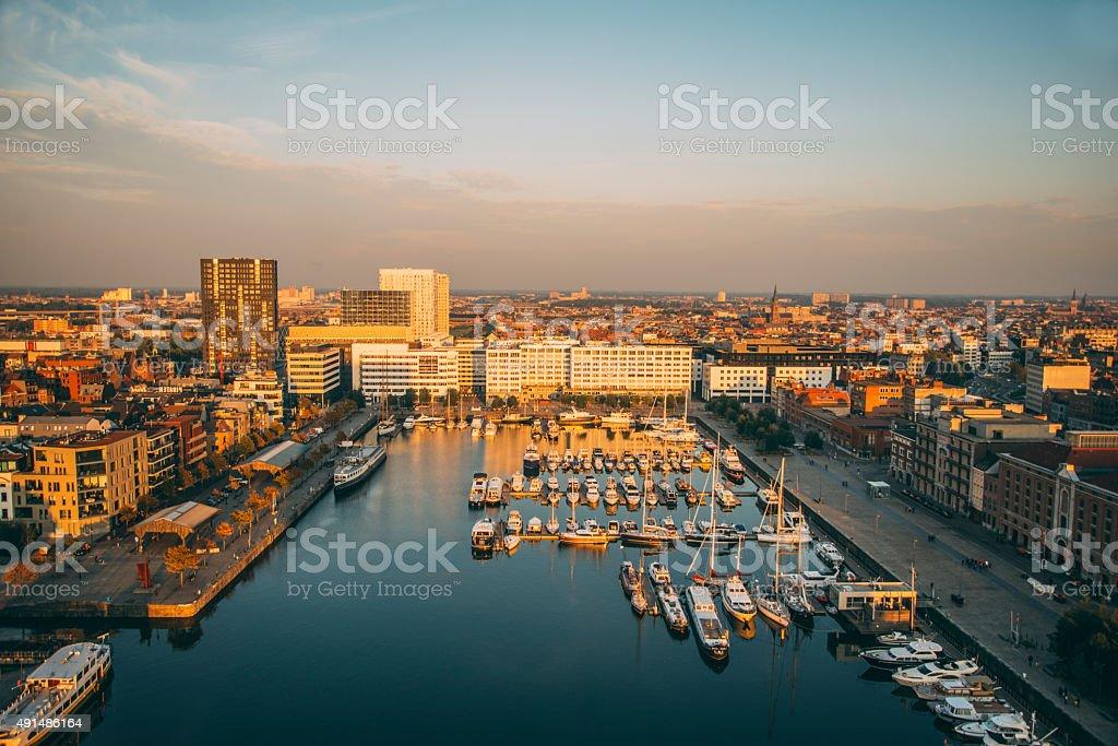 Antwerp, Belgium stock photo