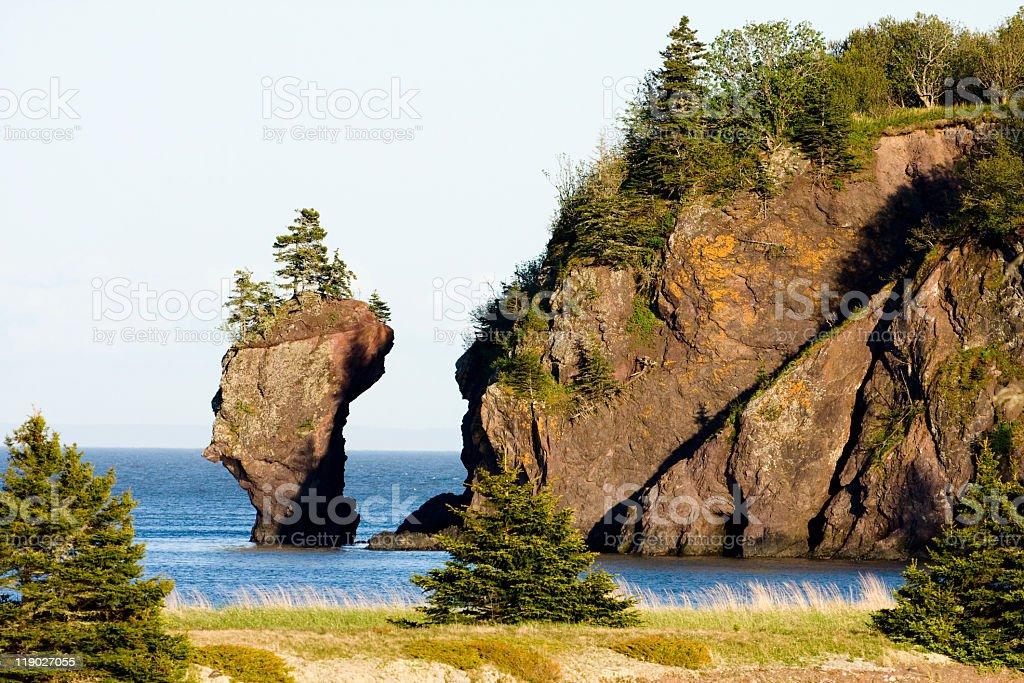 Anvil Rock stock photo