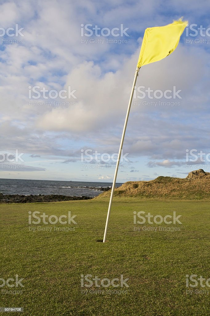 Any one for Golf? royalty-free stock photo