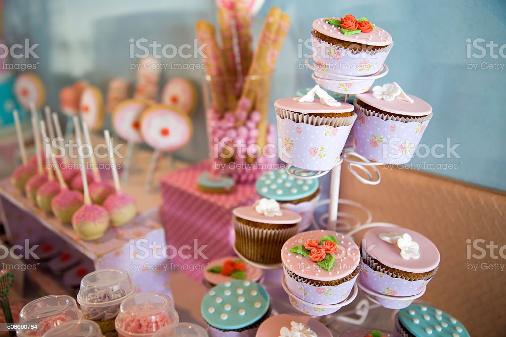 Any sweets you wish for! stock photo
