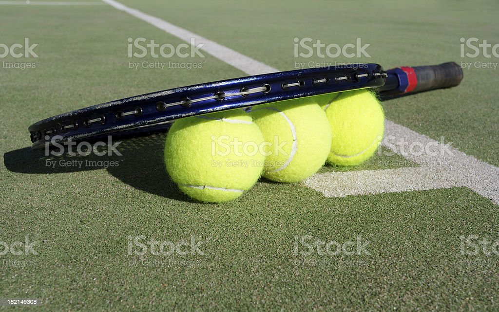 anyone for social tennis? royalty-free stock photo