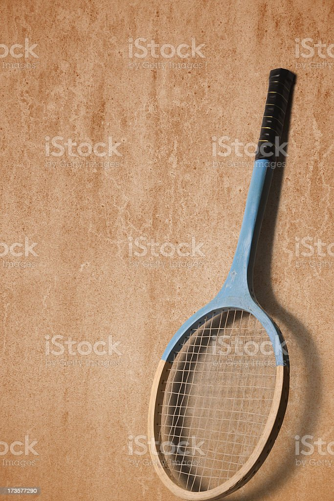 Anyone for Tennis royalty-free stock photo