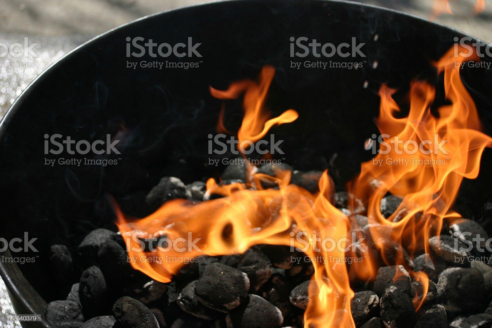 BBQ Anyone? royalty-free stock photo