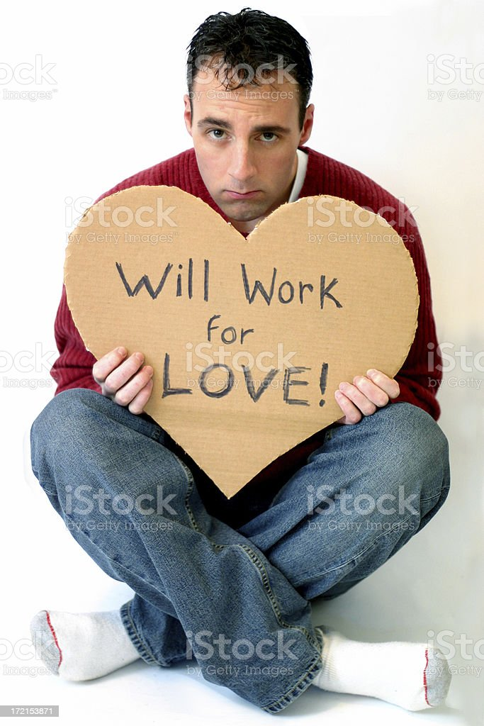 Anything for Love stock photo