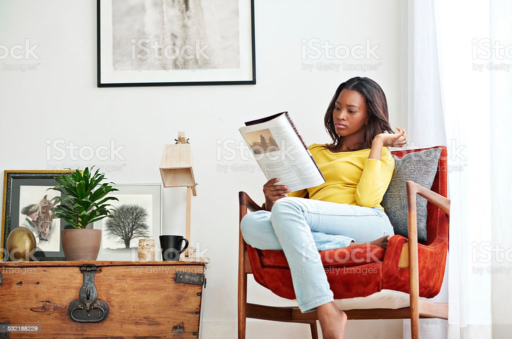 Anything good today... stock photo