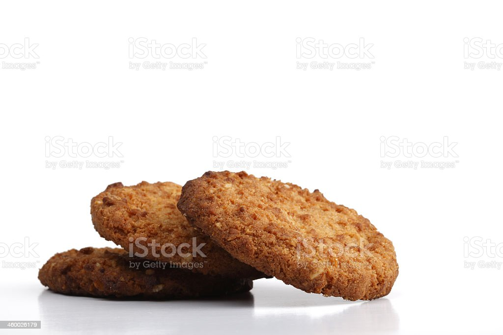 Anzac Biscuits stock photo