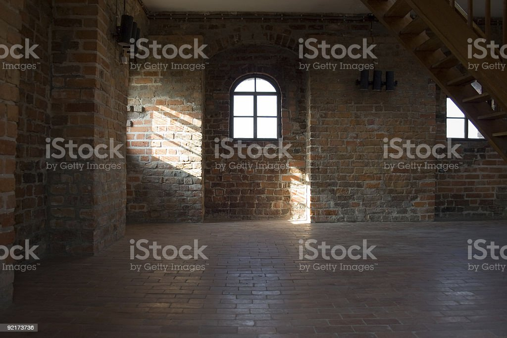 apartment castle royalty-free stock photo