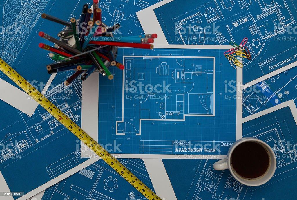 Apartment Design Drawings