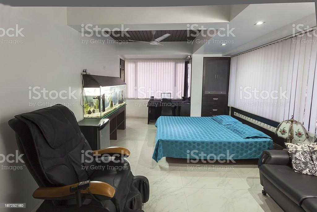 Apartment interior royalty-free stock photo