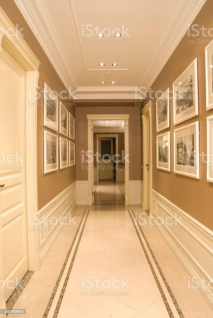 Apartment Interior stock photo