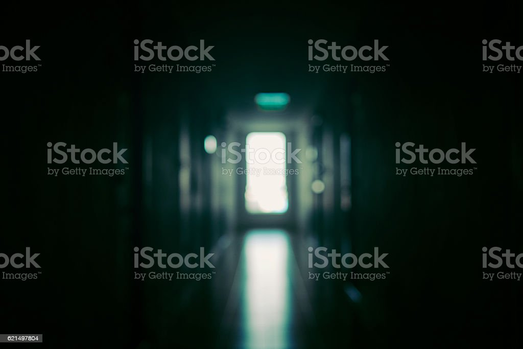 apartment interior themed abstract blur background with bokeh stock photo