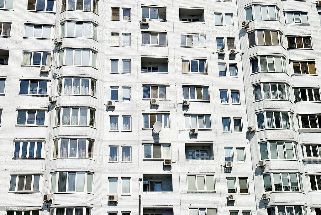 Apartment-Leben Lizenzfreies stock-foto