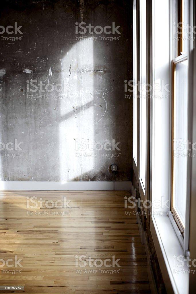 apartment loft royalty-free stock photo