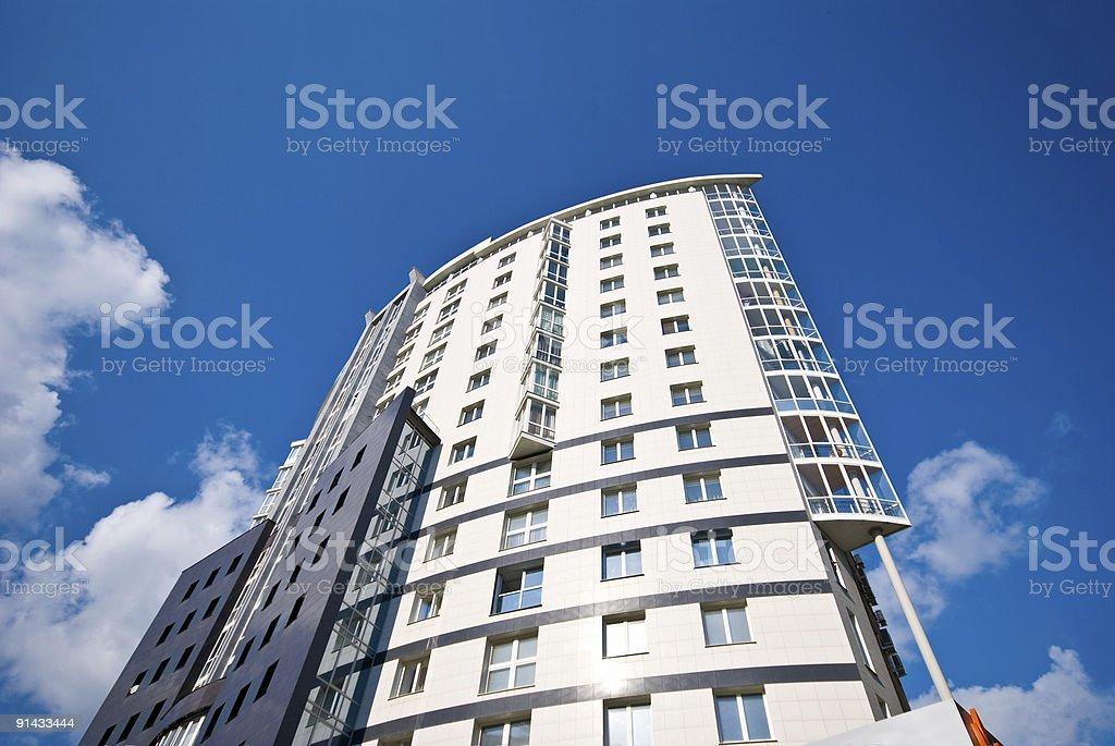 apartment royalty-free stock photo