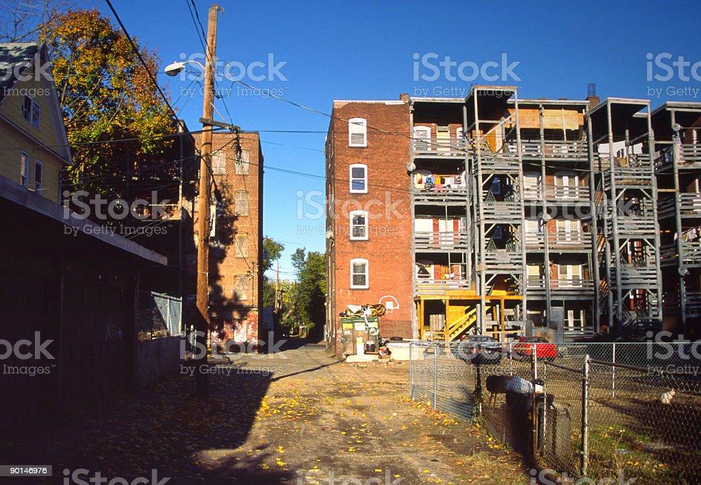 Apartments royalty-free stock photo