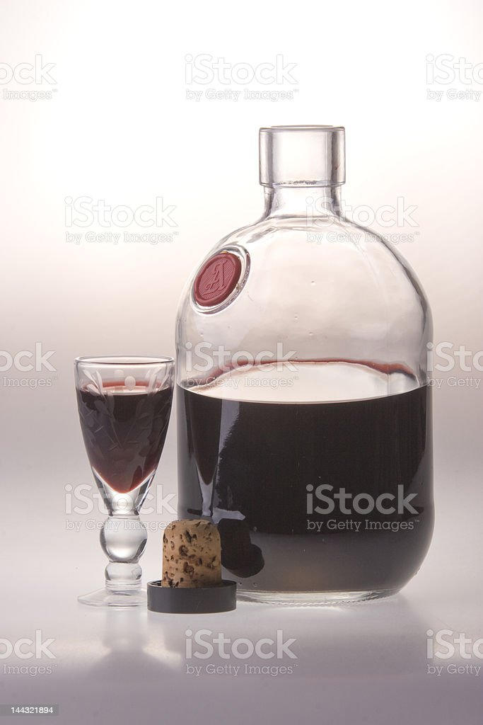 Aperitif stock photo