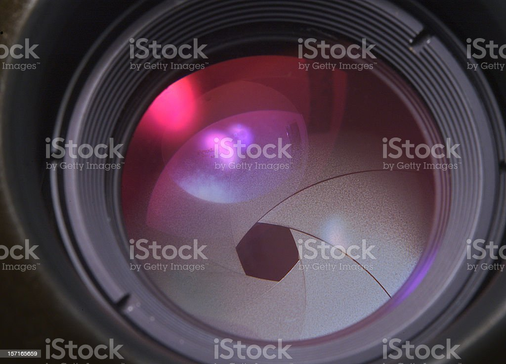 Aperture 2 royalty-free stock photo