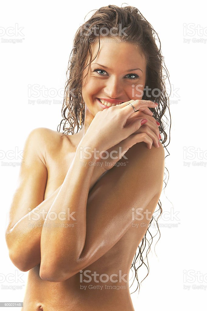 Aphrodite royalty-free stock photo