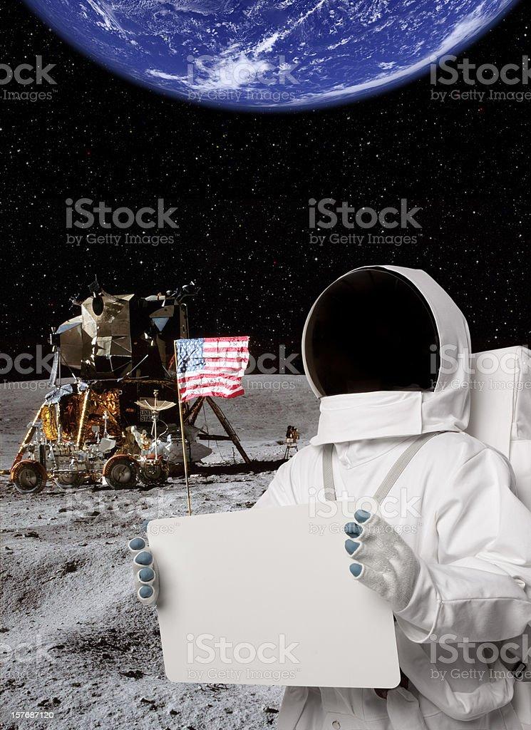 Apollo Mission stock photo