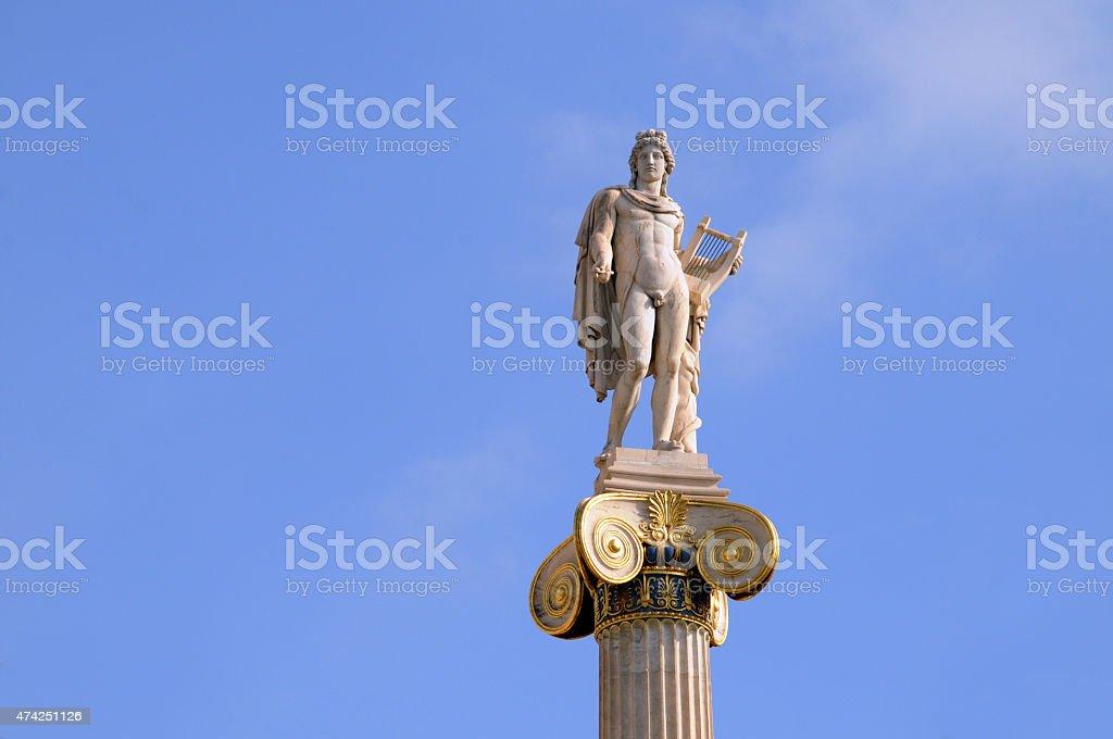Apollo stock photo