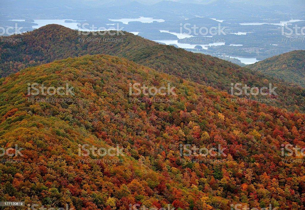 Appalachian Fall. royalty-free stock photo