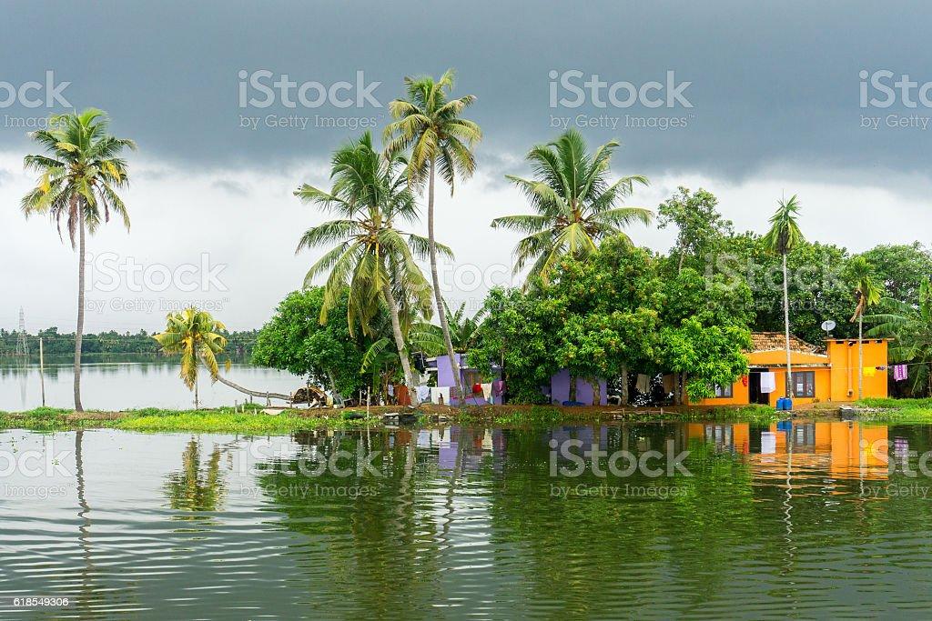 Appelley (Kerala), India stock photo