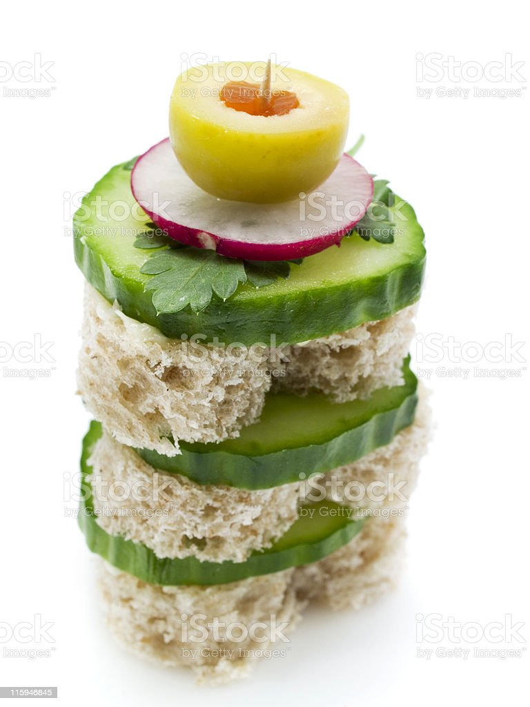Appetizer royalty-free stock photo