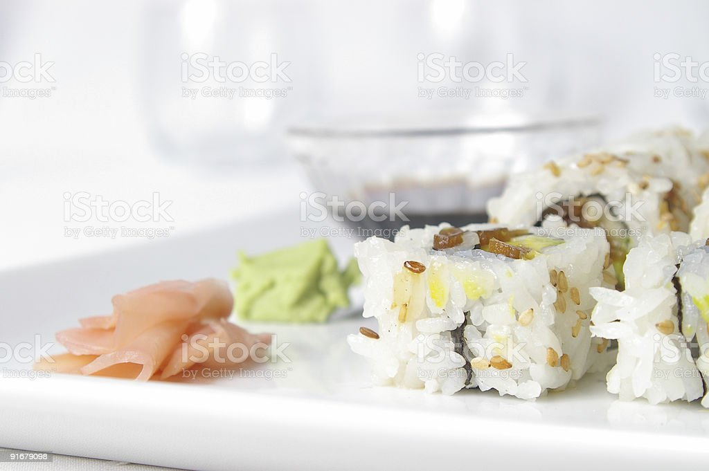 Appetizer Platter royalty-free stock photo