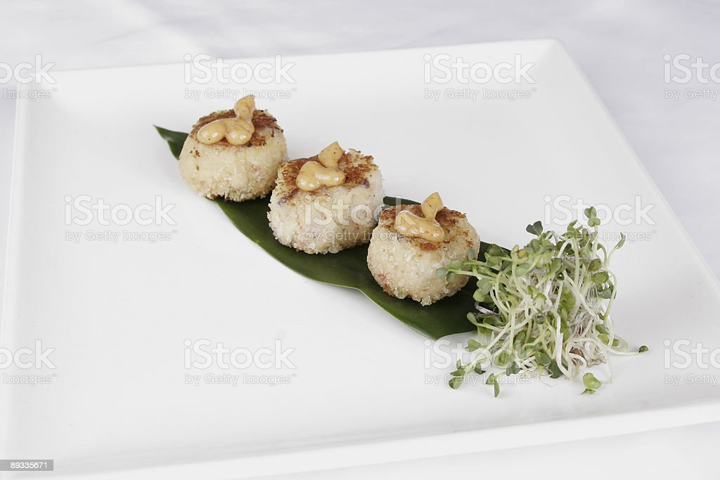 Appetizer tray royalty-free stock photo