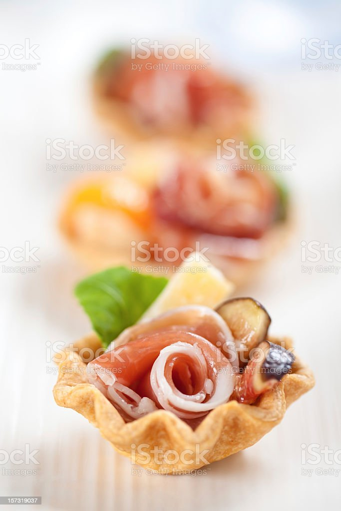 Appetizers. royalty-free stock photo