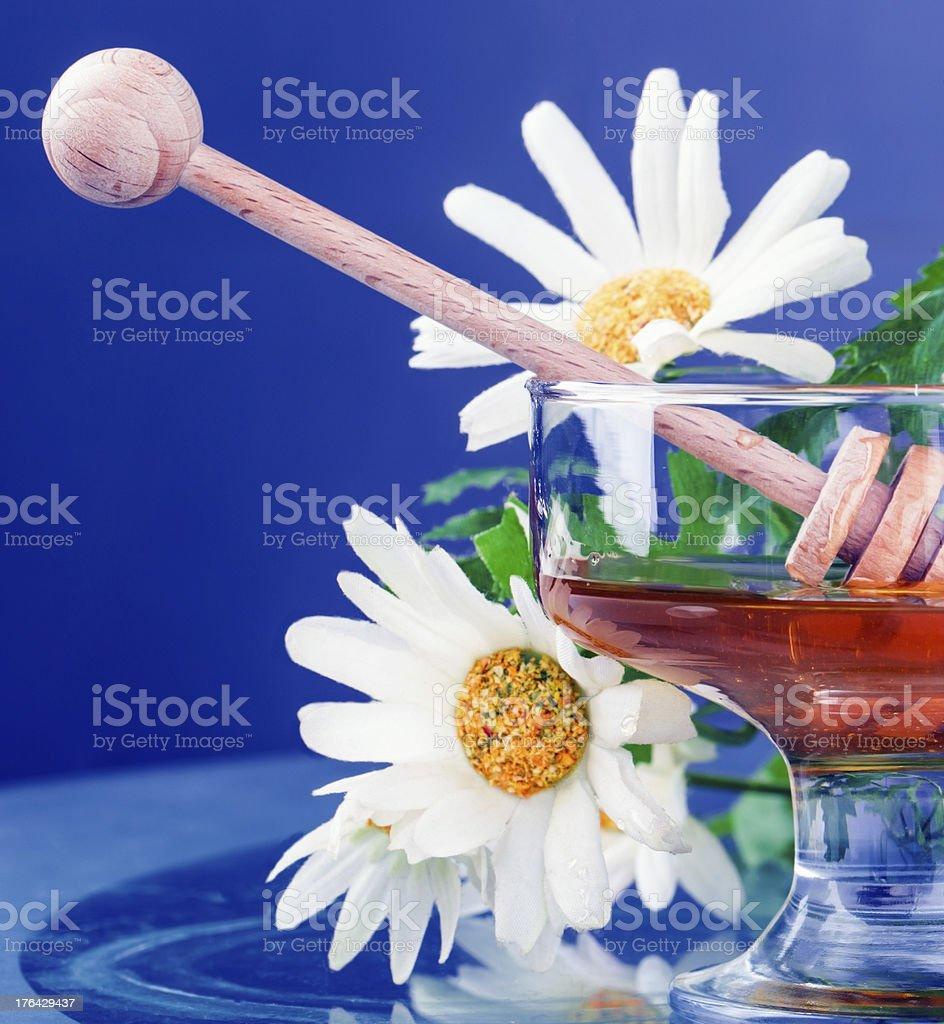appetizing honey royalty-free stock photo