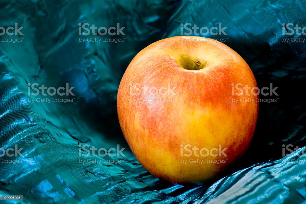Applause for the Apple royalty-free stock photo