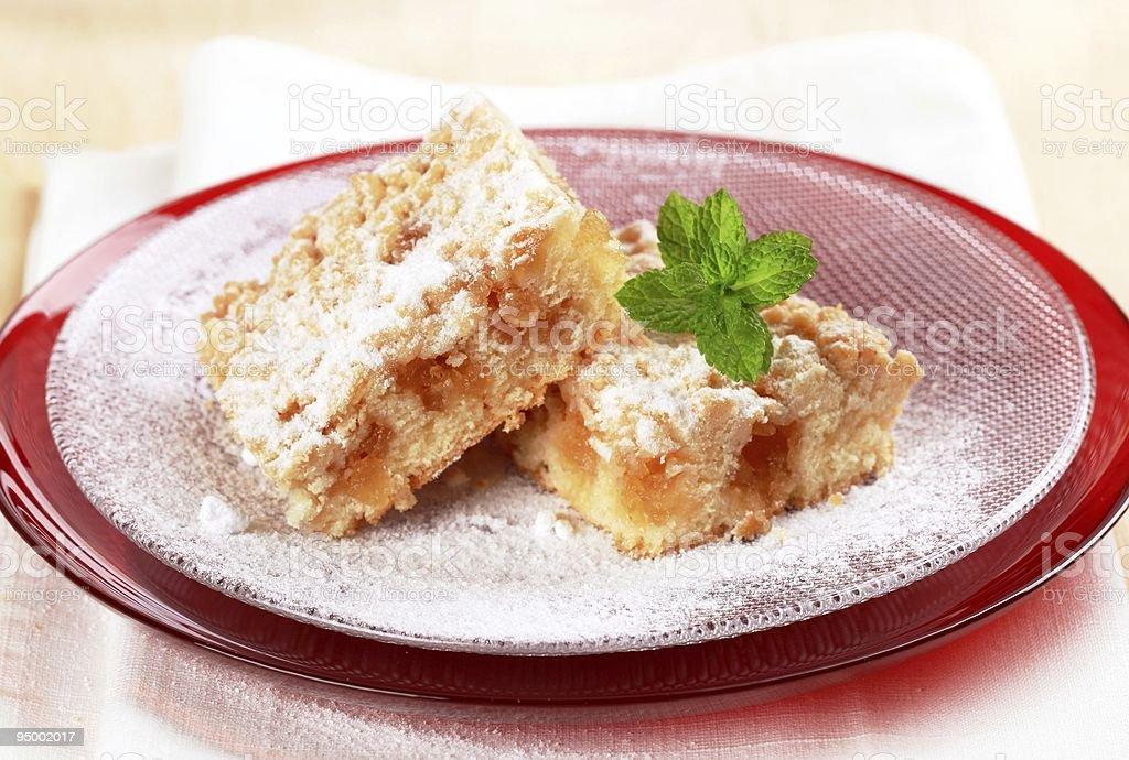Яблочный пирог Стоковые фото Стоковая фотография