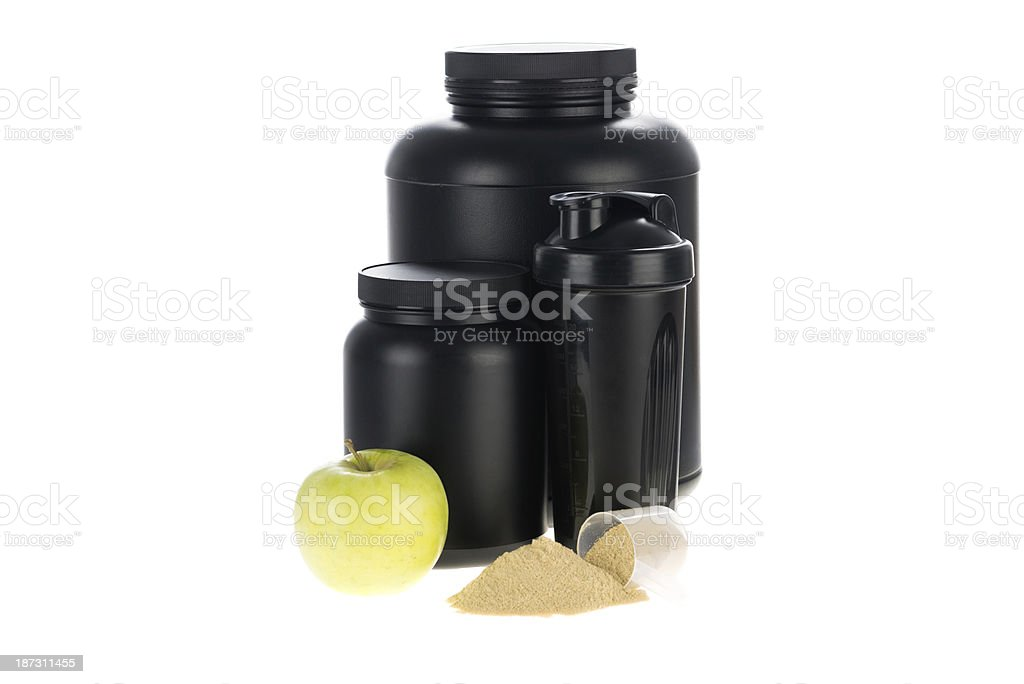 Apple flavoured royalty-free stock photo