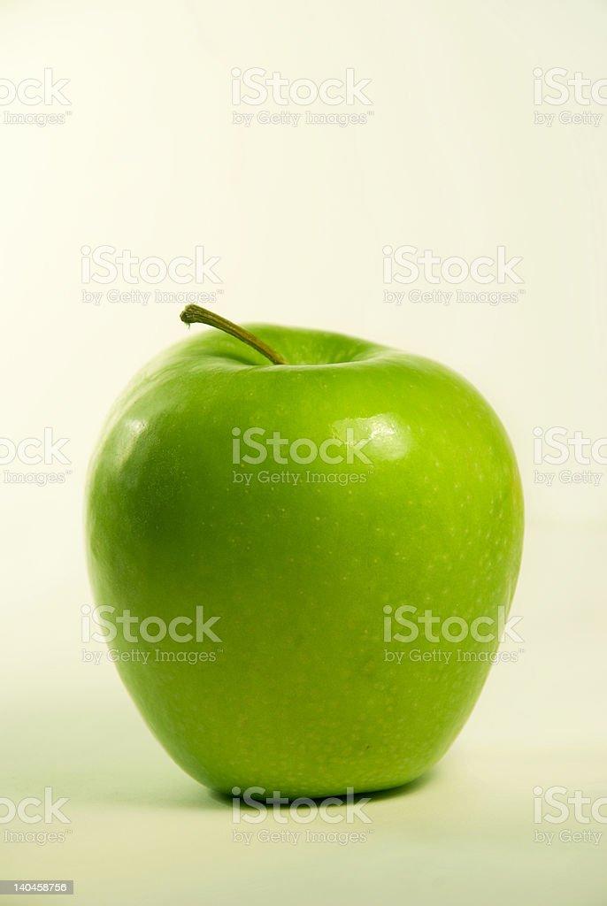 apple green royalty-free stock photo
