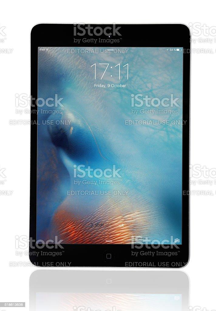 Apple iPad Mini stock photo