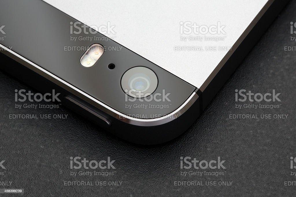 Apple iPhone 5S royalty-free stock photo