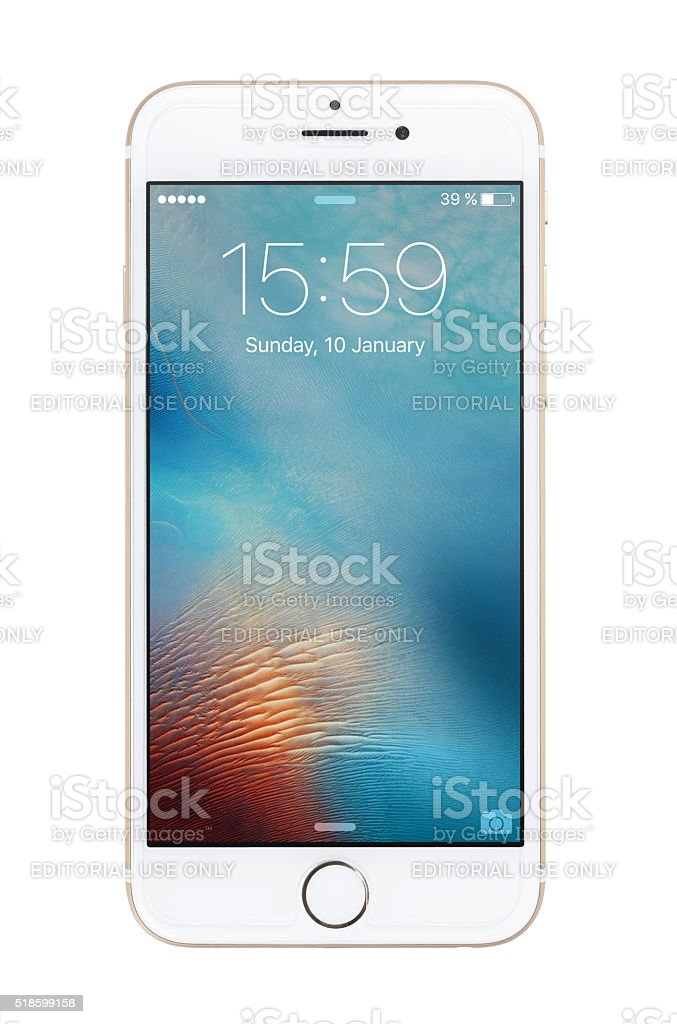 Apple iPhone 6 stock photo